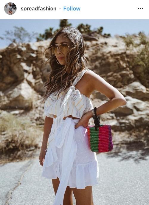 Cele mai COOL look-uri de la festivalul Coachella 2018 (GALERIE FOTO)