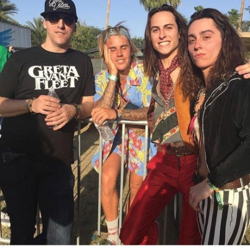 Toate vedetele care se află la festivalul Coachella 2018 acum! (GALERIE FOTO)