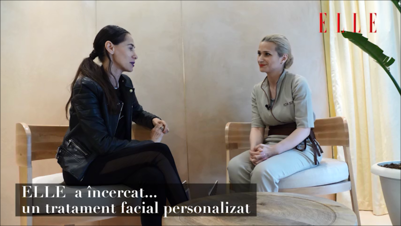 ELLE a încercat… un tratament facial personalizat (VIDEO)