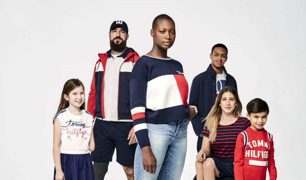 Tommy Hilfiger a lansat Adaptive Collection