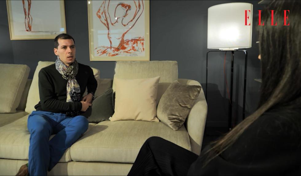 ELLE Interviu: Marius Constantinescu, prezentator și realizator radio-TV (VIDEO)