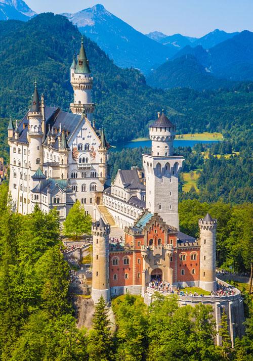 12 destinații din Europa, ideale pentru vacanțele cu copii