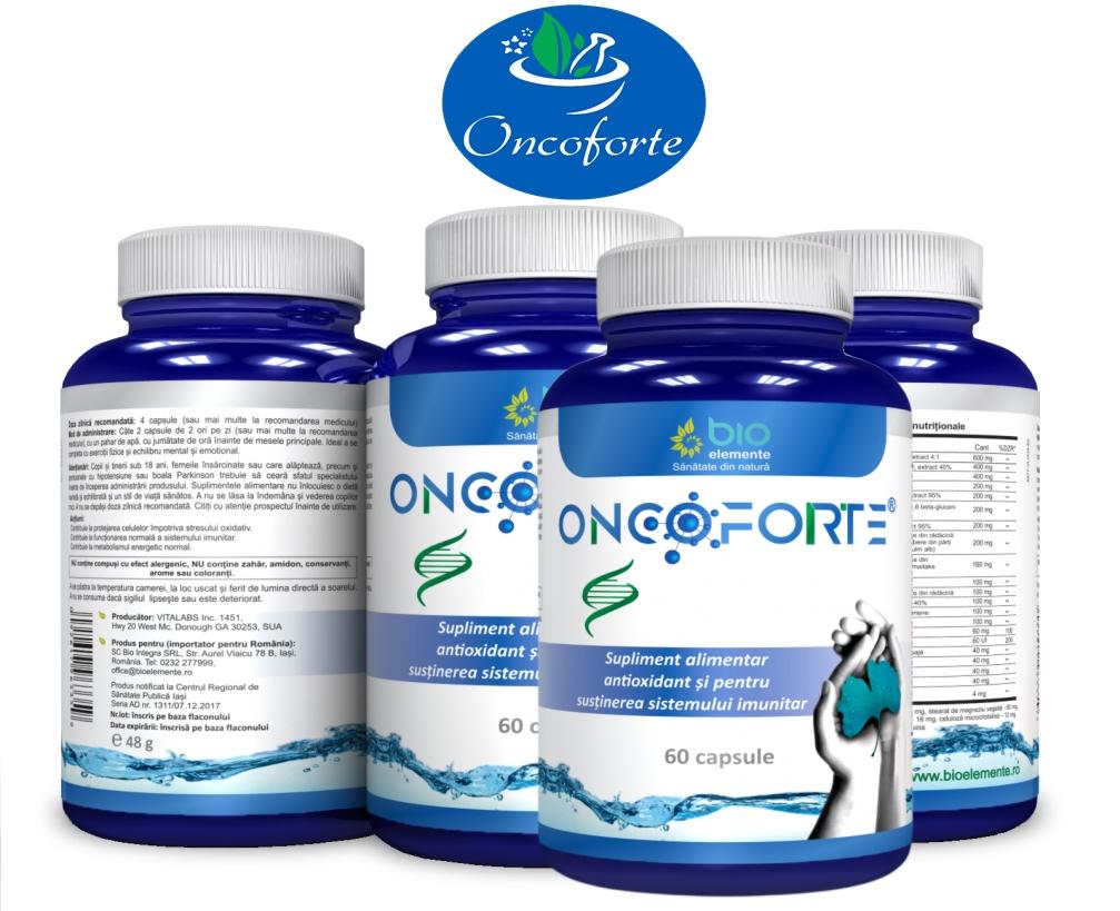 (P) Luptați contra cancerului cu Oncoforte!