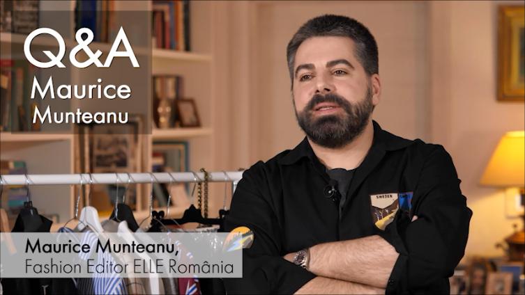 Q&A cu Maurice Munteanu – Episodul #30 – Rochia de vară a sezonului (VIDEO)