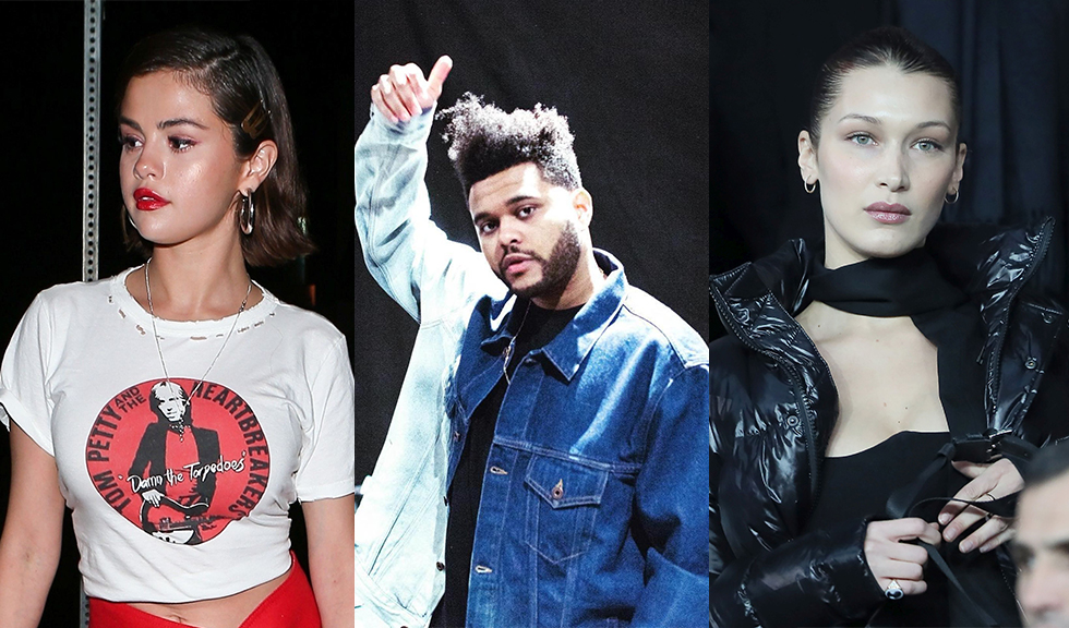 The Weeknd plânge în timp ce cântă despre Selena Gomez la Coachella 2018, însă este văzut cu Bella Hadid la puțin timp după