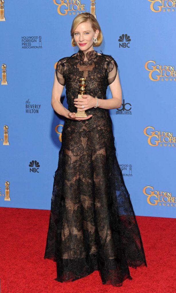 Cate Blanchett, Globurile de Aur 2014