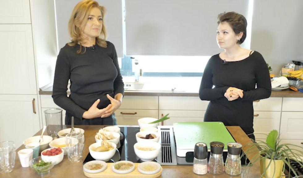 """Despre veganism, sănătate și evenimentul """"Dinner with a Doctor"""" – cu Cristina Bâtlan (VIDEO)"""