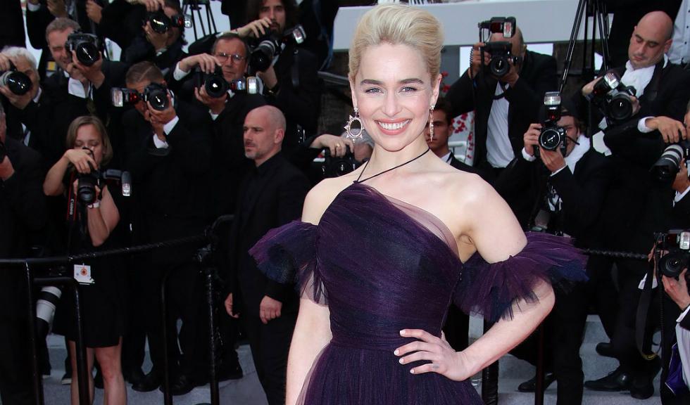 Emilia Clarke, declarații surprinzătoare despre rolul din Game of Thrones