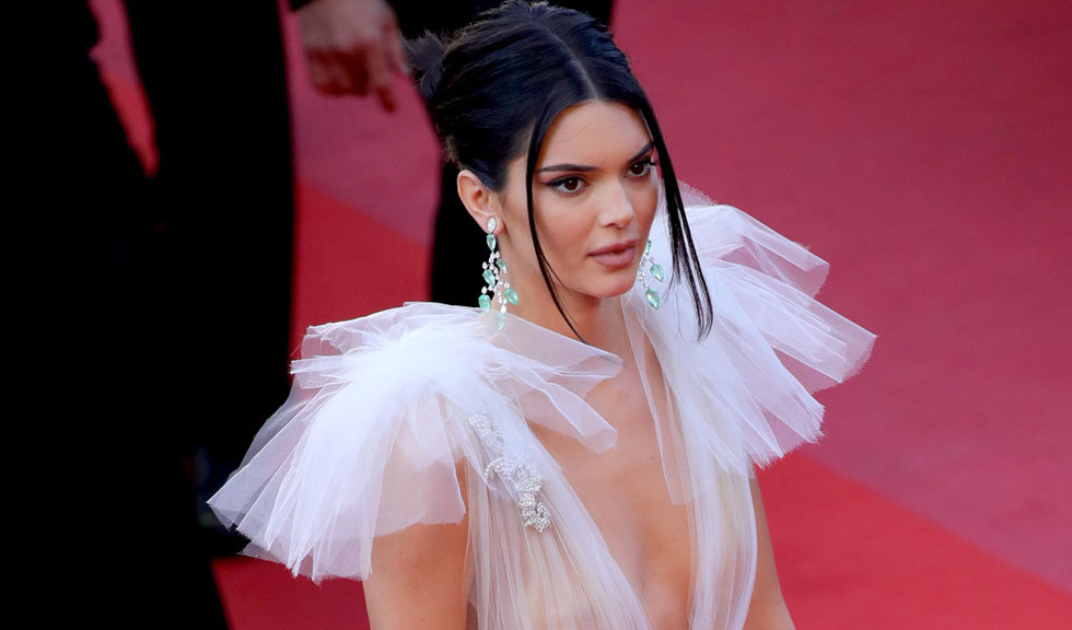 Kendall Jenner, implicată într-un accident auto la Cannes