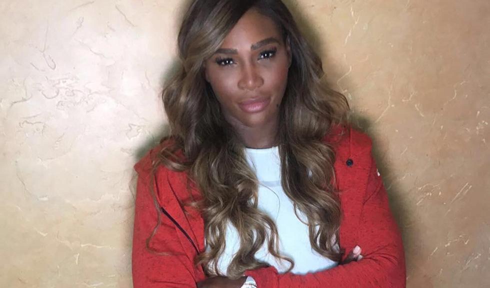 Serena Williams lansează o colecție vestimentară