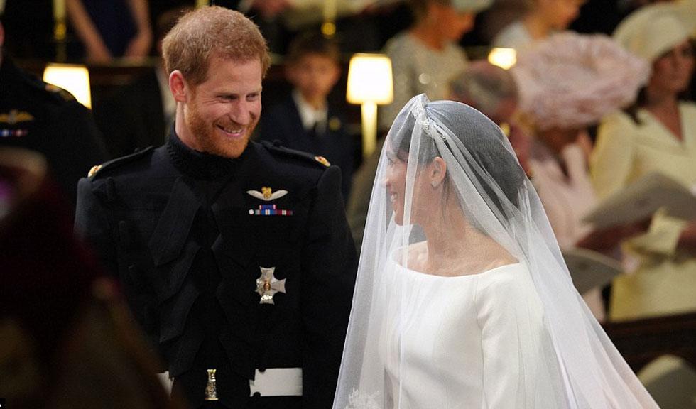 Portretele oficiale de la nunta Prințului Harry cu Meghan Markle au fost dezvăluite