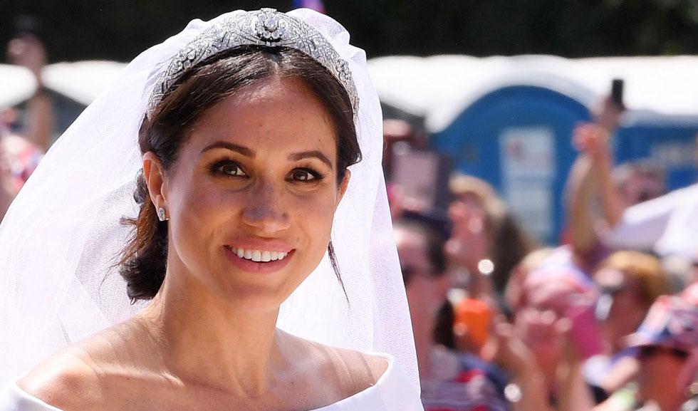 Nunta regală: ce ne-a plăcut la coafura și machiajul lui Meghan Markle