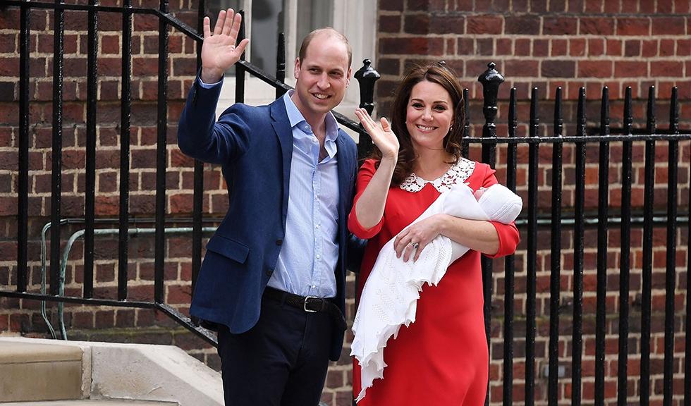 Prințul Louis are un certificat de naștere diferit de al fraților săi, iar motivul este bine întemeiat