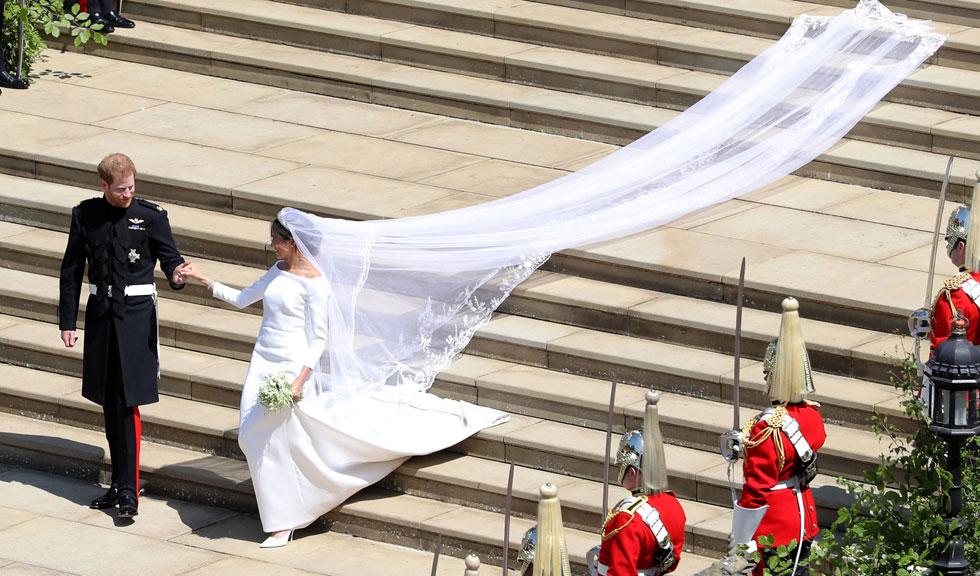 Meghan Markle & rochia de mireasă: verdictul stiliștilor ELLE