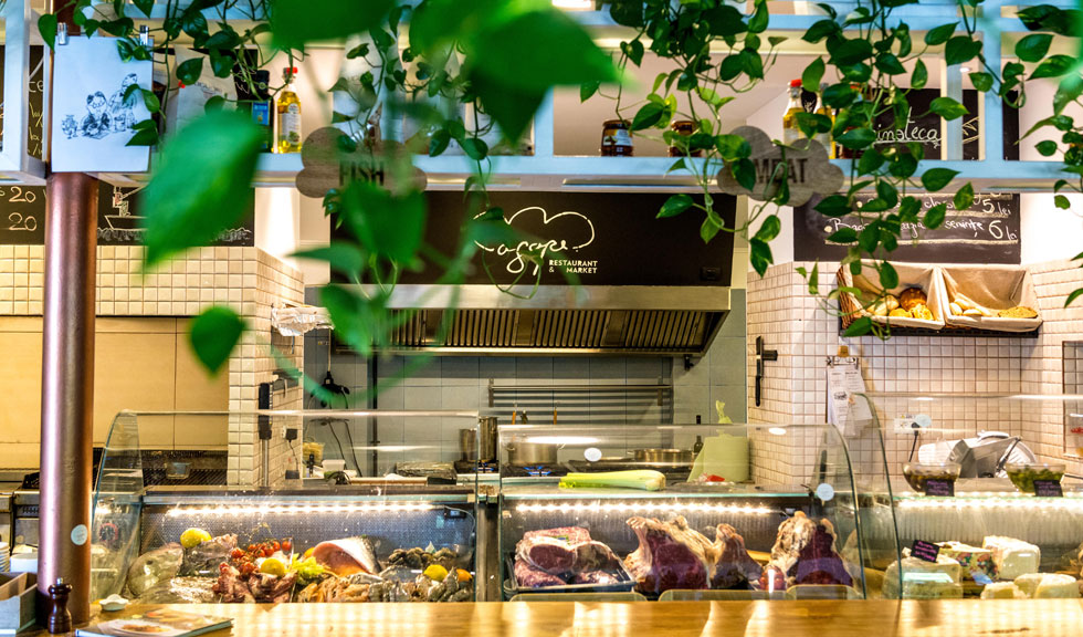 (P) Agape Cuisine. Ciao Italia pe Calea Floreasca