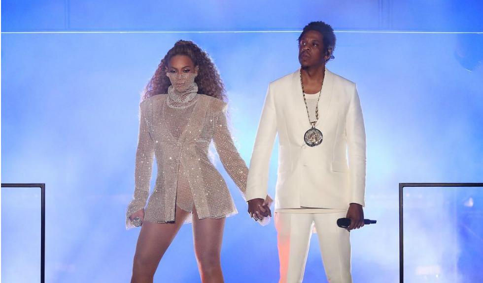 Beyonce și Jay-Z și-au reînnoit jurămintele de nuntă