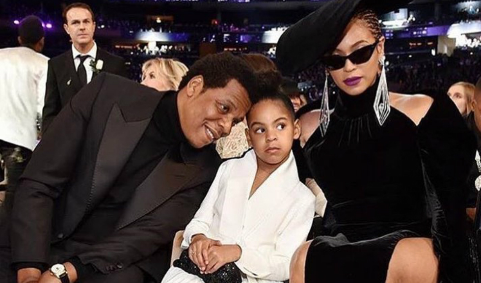Blue Ivy, reacție amuzantă la imaginile difuzate în timpul concertului părinților ei, Beyonce și Jay-Z