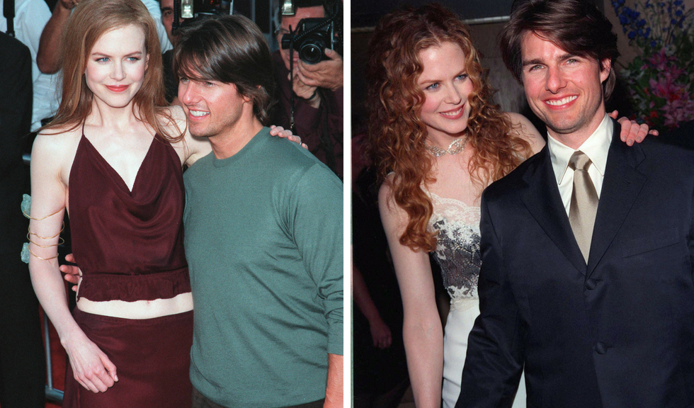 Nicole Kidman vorbește despre cele două avorturi spontane din timpul relației cu Tom Cruise