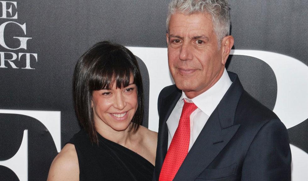 Fosta soție a lui Anthony Bourdain a făcut o declarație emoționantă despre decesul acestuia și fiica lor