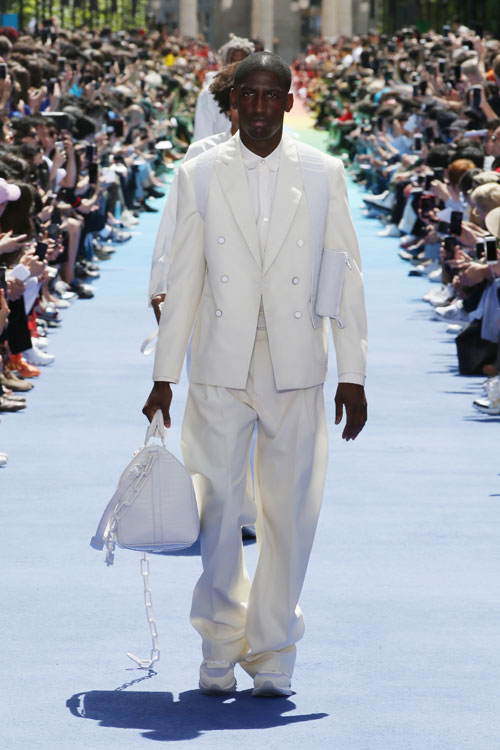 Louis Vuitton Men SS19 – primul fashion show Virgil Abloh pentru Louis Vuitton