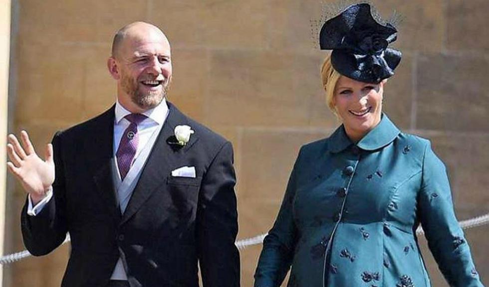 Nepoata Reginei Elisabeta a II-a a devenit din nou mamă