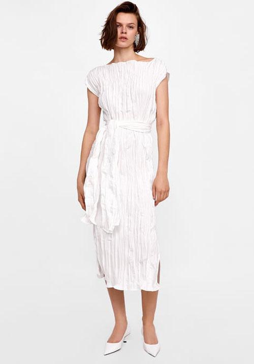 Top 10 cele mai stylish rochii albe de vară