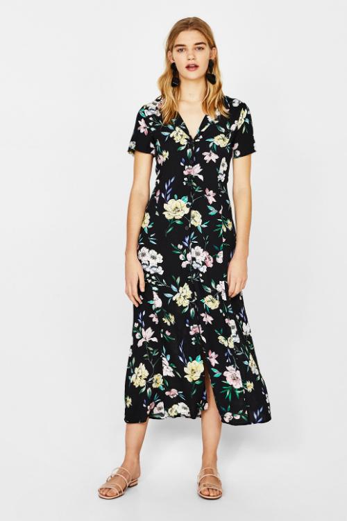 Top 10 cele mai frumoase rochii florale de vară, până în 300 lei