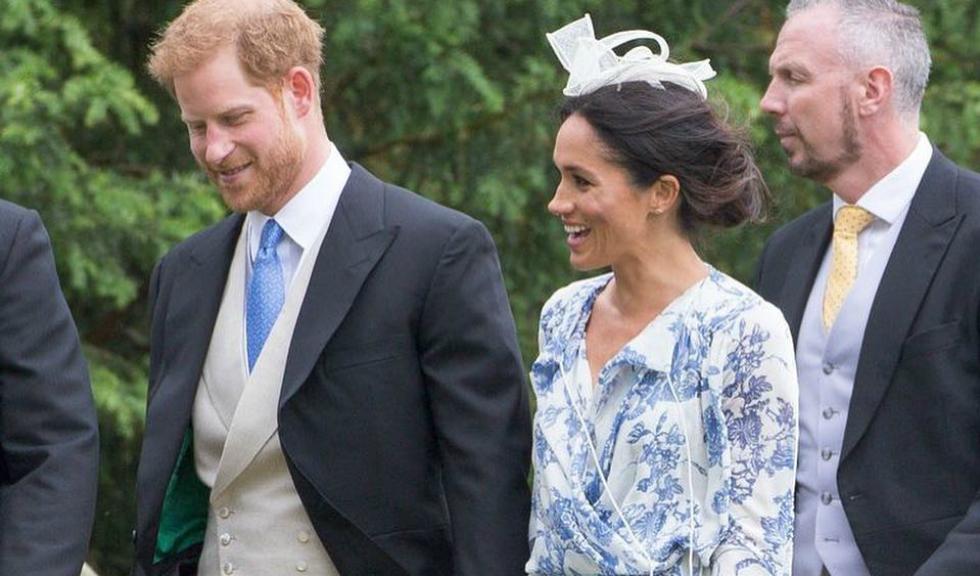 Meghan Markle, prezență impecabilă la nunta nepoatei Prințesei Diana