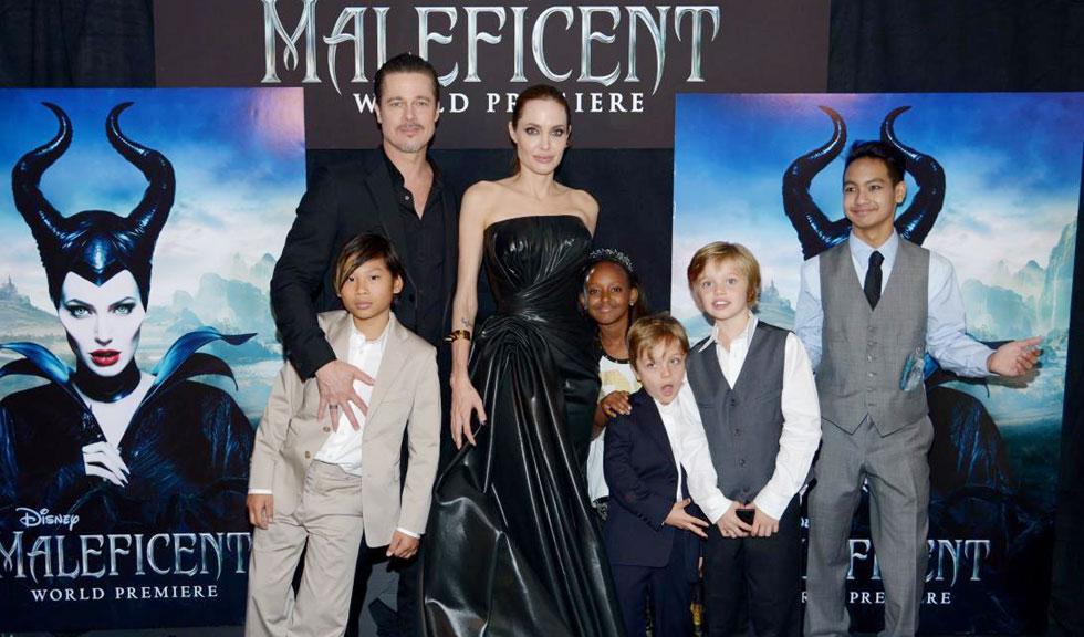 Angelina Jolie, obligată să repare relația dintre copiii ei și tatăl lor, Brad Pitt