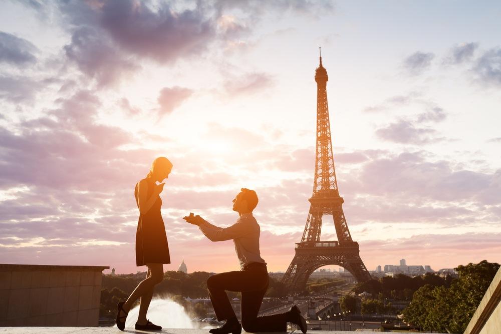 Cereri în căsătorie din diferite părți ale lumii