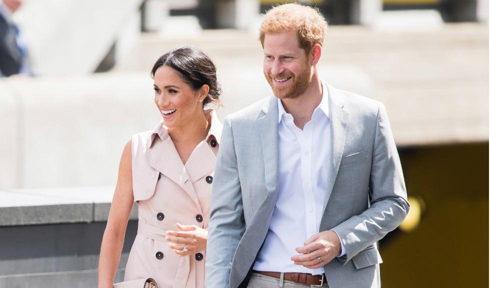 Prințul Harry încalcă două tradiții regale purtând verigheta