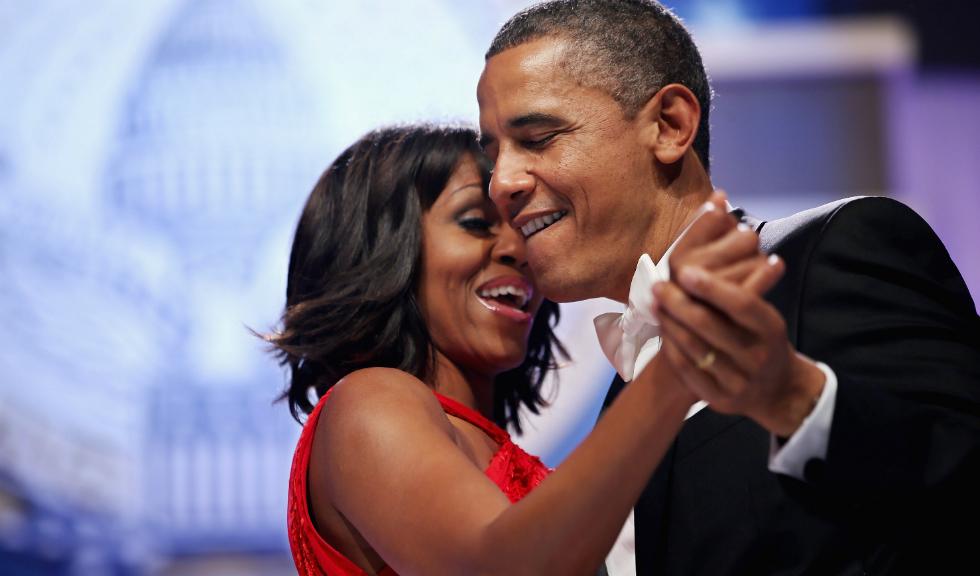 Barack și Michelle Obama au atras privirile tuturor la concertul lui Beyoncé și Jay-Z