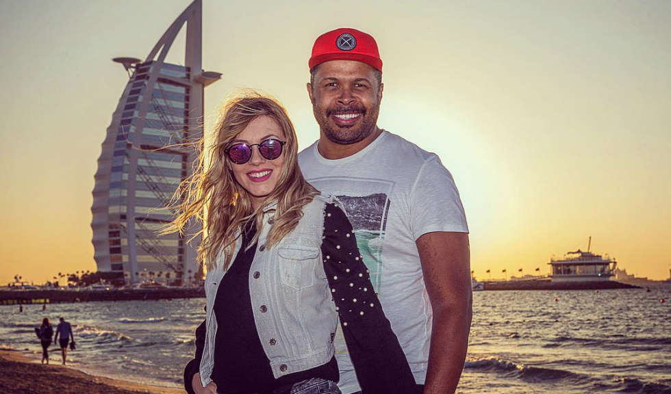 Andreea și Cabral Ibacka vor deveni părinți