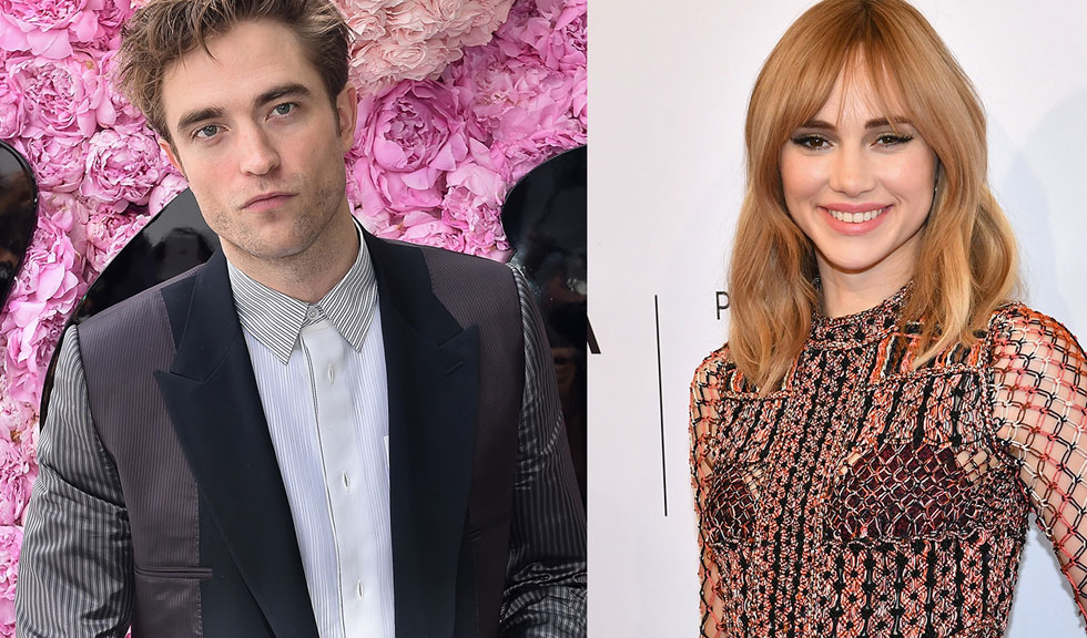 Robert Pattinson și Suki Waterhouse, noul cuplu de la Hollywood