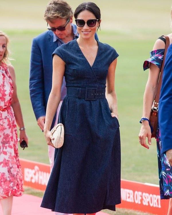 Cele mai stylish ținute purtate de Meghan, Ducesa de Sussex