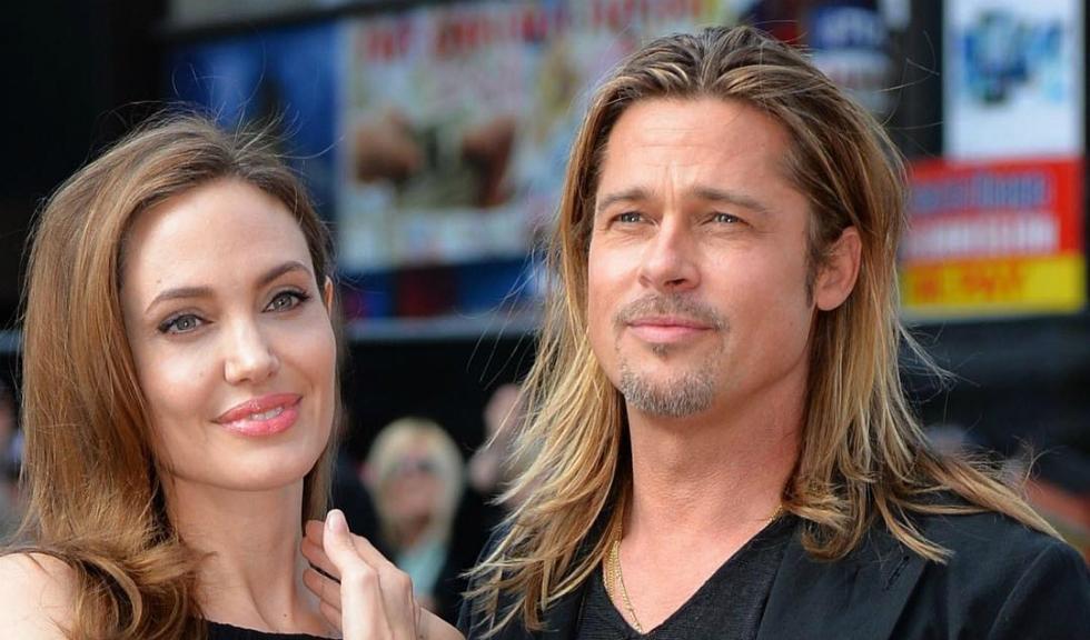 Brad Pitt se teme că Angelina Jolie se va muta cu copiii în Londra