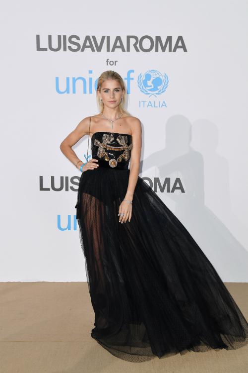Vedete prezente la UNICEF Summer Gala by LuisaViaRoma