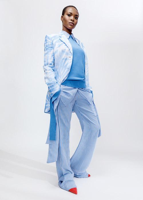 Editorial fashion: True Colors