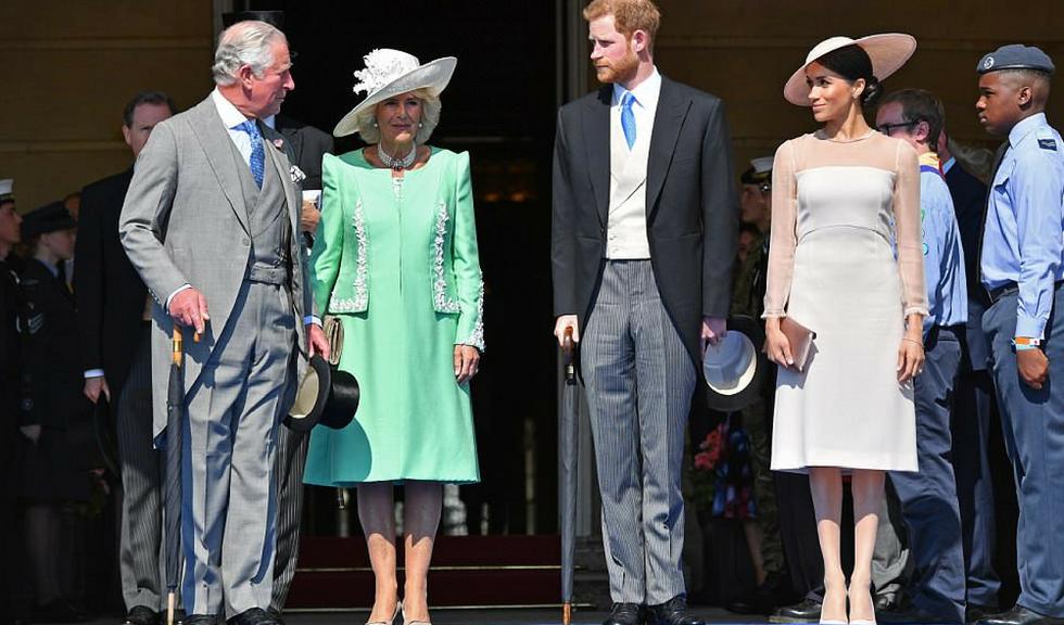 Prințul Harry și Meghan Markle și-au petrecut vacanța alături de Camilla și Prințul Charles – iar locul este absolut WOW!