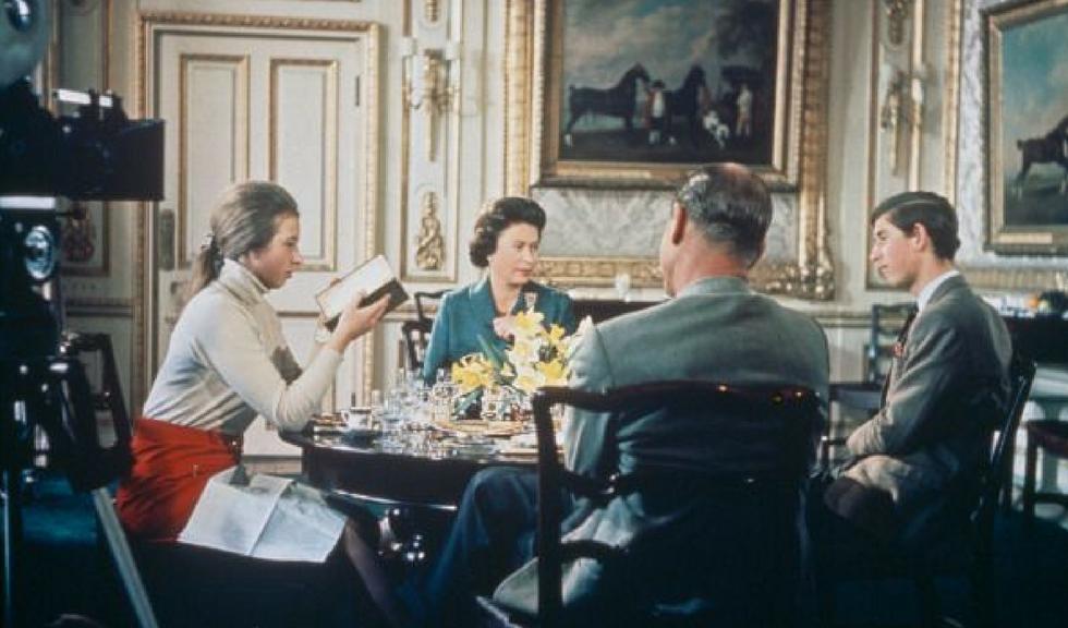 Acesta este documentarul despre Familia Regală Britanică, ce nu a mai fost văzut din 1969