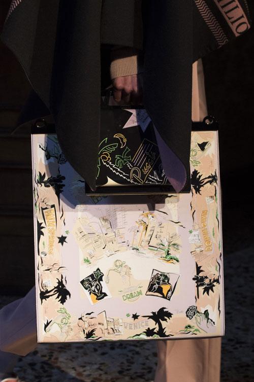 Emilio Pucci colecția toamnă-iarnă 2018-2019