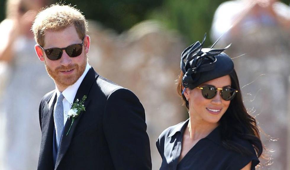 Pantofii purtați de Prințul Harry la nunta lui Charlie van Straubenzee au atras atenția tuturor