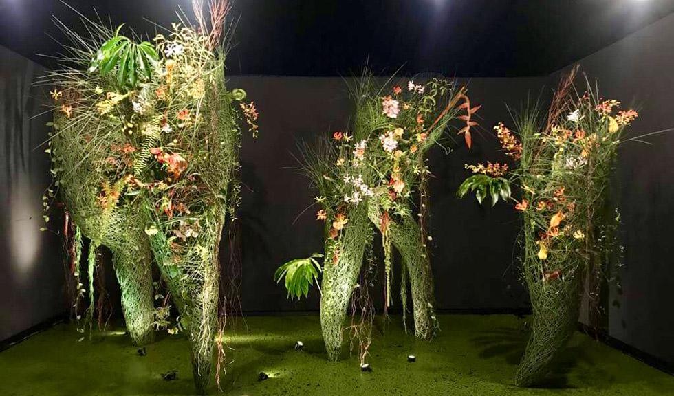 România câștigă Bronzul la Cea Mai Mare Competiție Floristică din Asia: Singapore Garden Festival