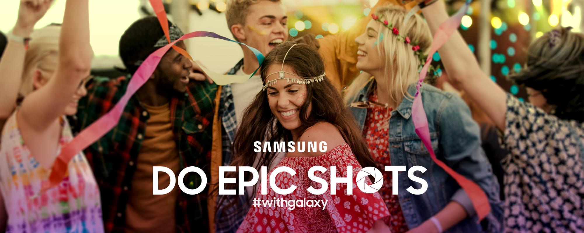 #doepicshots: O vară epică, alături de Samsung România. 5 motive pentru care iubim vara