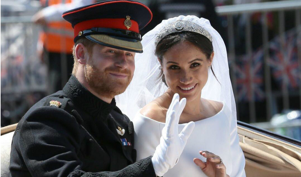 Ce detaliu emoționant a ascuns rochia de nuntă purtată de Meghan Markle
