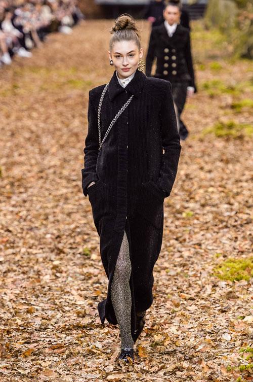Chanel colecția toamnă-iarnă 2018-2019