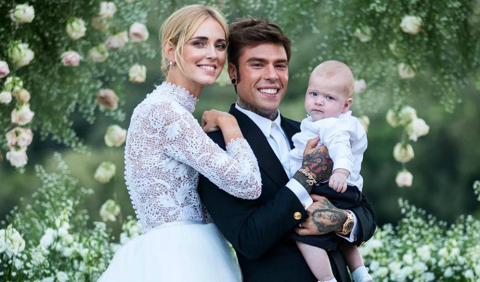 Chiara Ferragni și Fedez Lucia au avut o nuntă de vis într-un cadru feeric din Italia