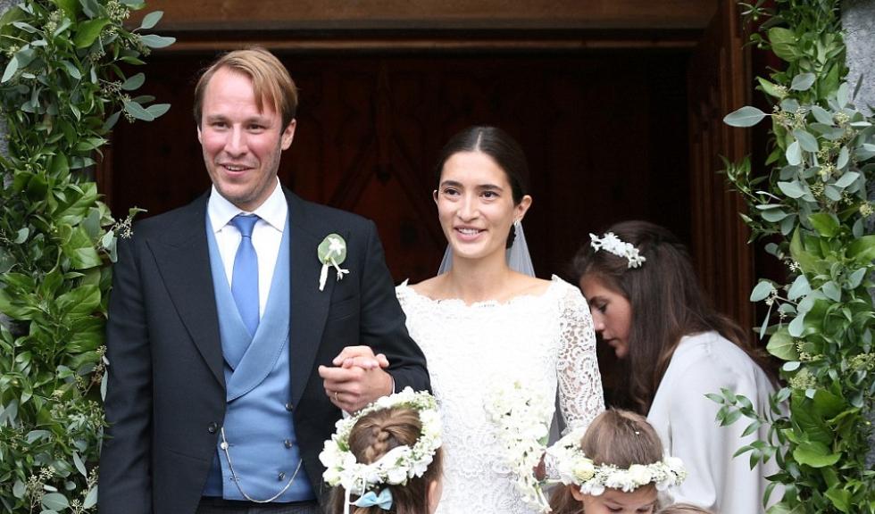 Nuntă princiară în Elveția – Prințul Konstantin al Bavariei și Deniz Kaya au spus DA!