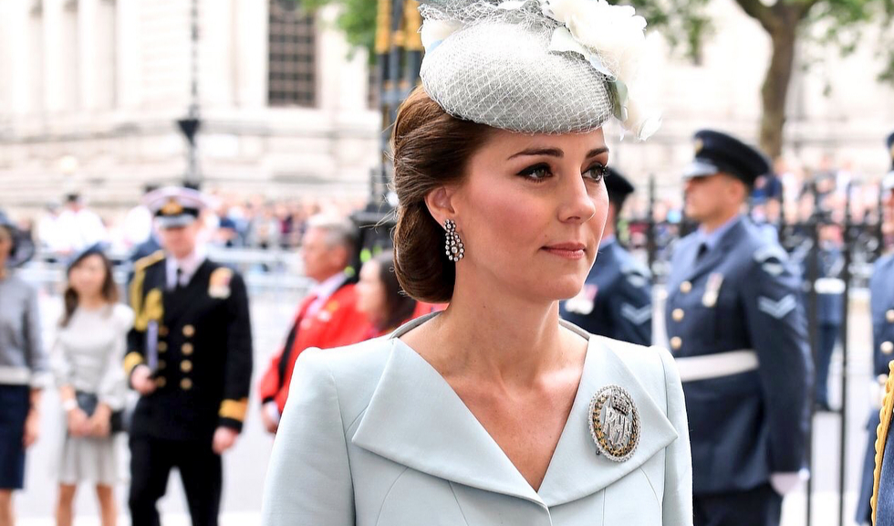 Kate Middleton a participat la un angajament oficial privat