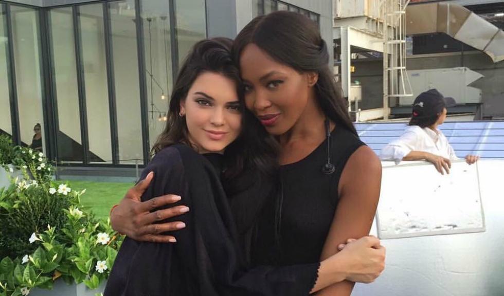 Naomi Campbell refuză să vorbească despre Kendall Jenner